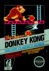 Donkey Kong till NES