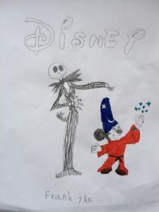 Franks Disney infinity bild